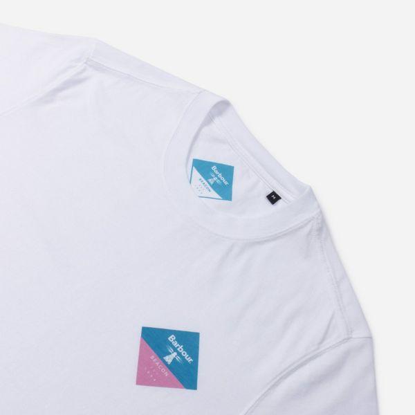 Barbour Beacon Small Diamond T-Shirt