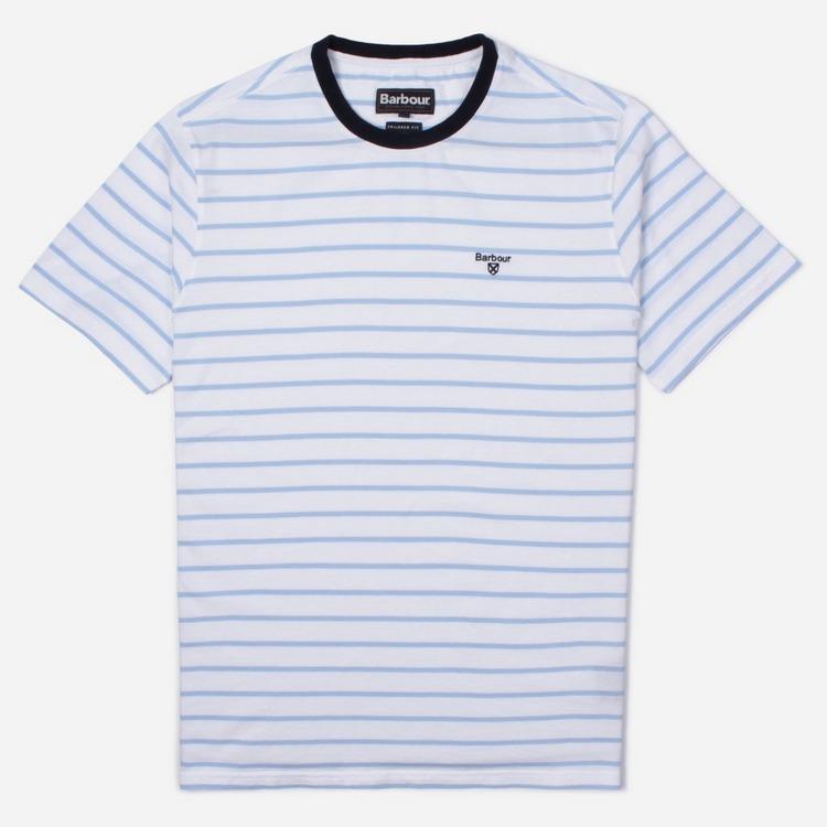 Barbour Portree Short Sleeve Stripe T-Shirt