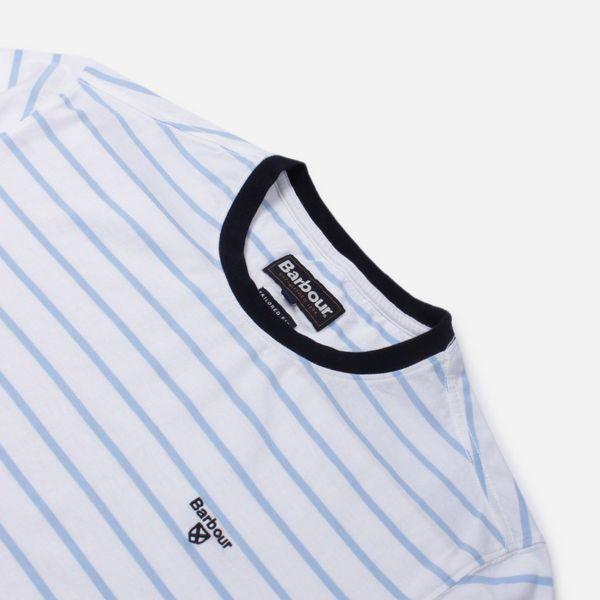 Barbour Portree Short Sleeve Stripe T-Shirt