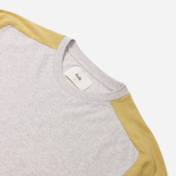 Folk Block T-Shirt