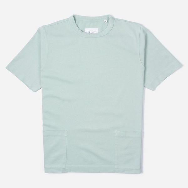 Albam Patch Short Sleeve T-Shirt