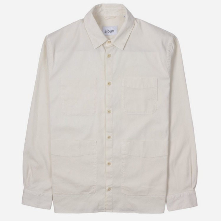 Albam Long Sleeve Work Shirt