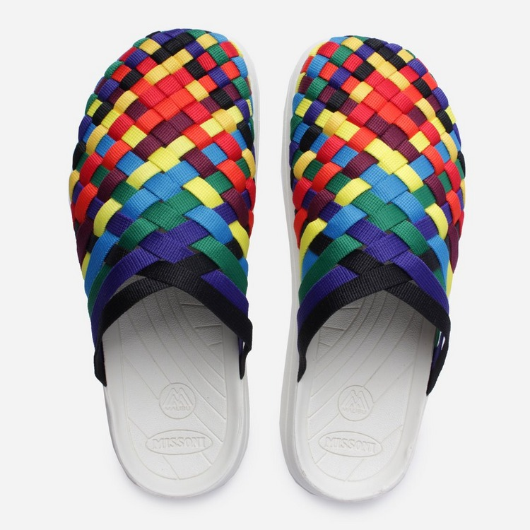 Malibu Sandals x Missoni - Colony Nylon Sandal