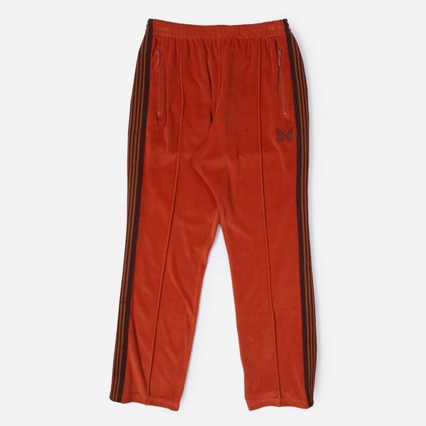 Needles Velour Narrow Track Pants