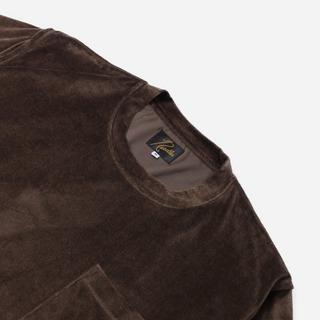 Needles Papallion Embroidered Pocket T-Shirt