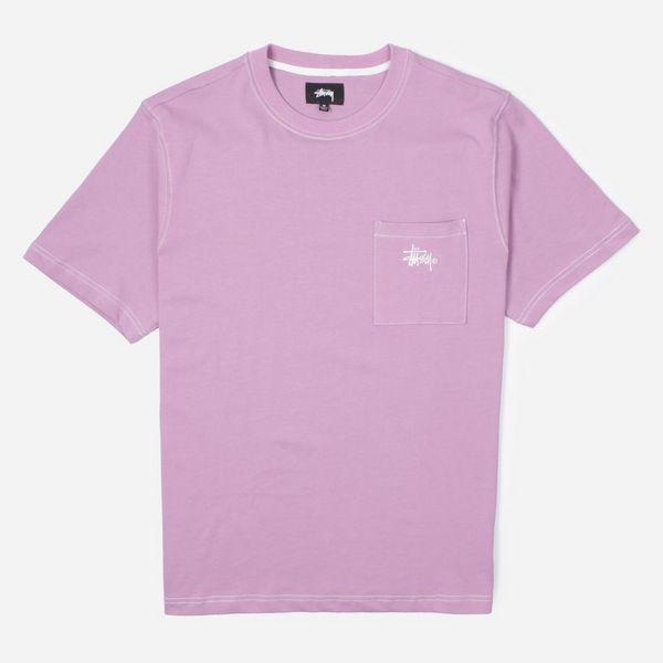 Stussy Stock Pocket Crew T-Shirt