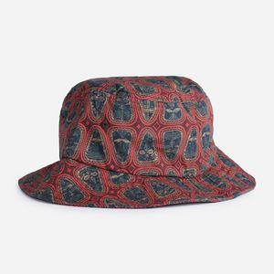 1519fae5 Stussy Mask Pattern Bucket Hat Stussy Mask Pattern Bucket Hat