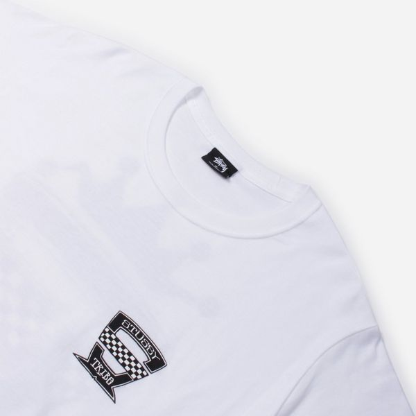 Stussy Checkers Short Sleeve T-Shirt