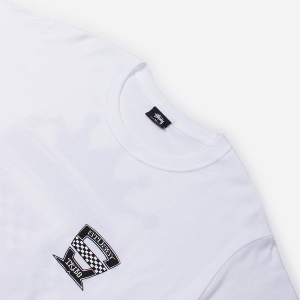 Stussy Checkers Short Sleeve T-Shirt