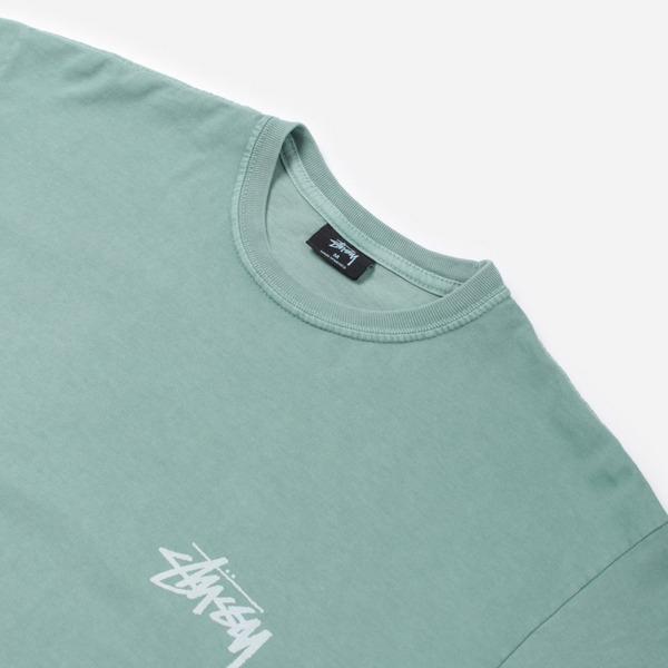 Stussy Stock Logo Short Sleeve T-Shirt