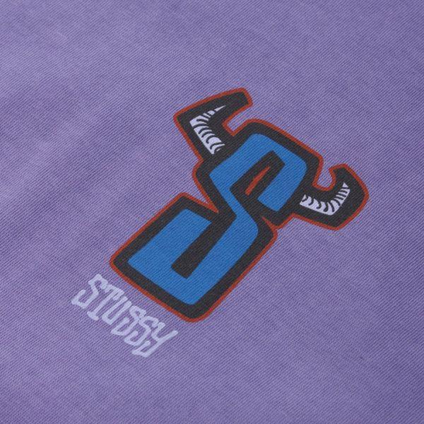 Stussy Horns Shorts Sleeve T-Shirt