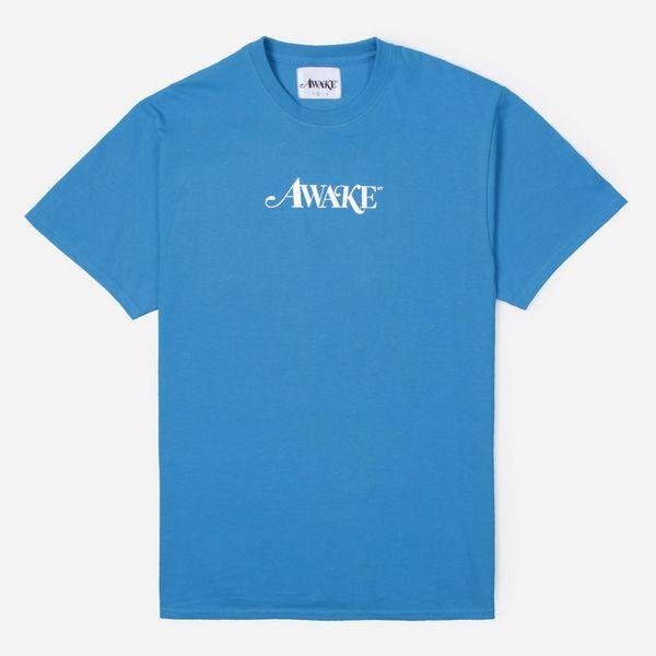 Awake NY Classic Logo Short Sleeve T-Shirt