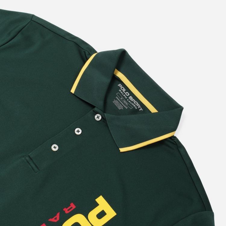 Polo Ralph Lauren Tech Pique Short Sleeve Polo Shirt