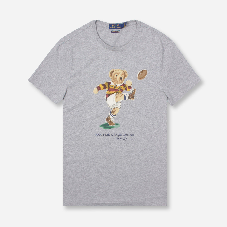 Store ShirtThe Hip Short Ralph Lauren Sleeve Polo Bear T 45cAjRLqS3