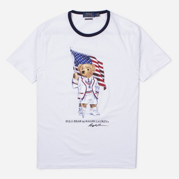Polo Ralph Lauren Polo Bear Short Sleeve T-Shirt