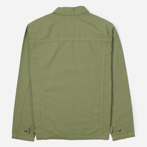 Armor Lux Fisherman Canvas Jacket