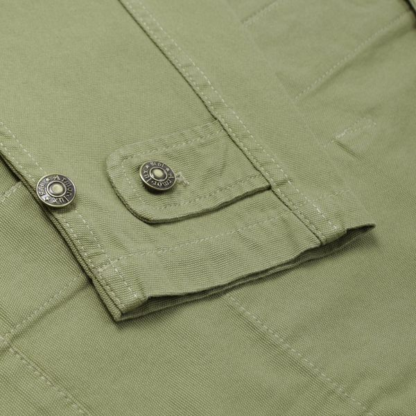 Armor Lux Fisherman Canvas Jacket