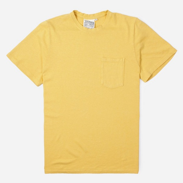 Jungmaven Baja Pocket Short Sleeve T-Shirt