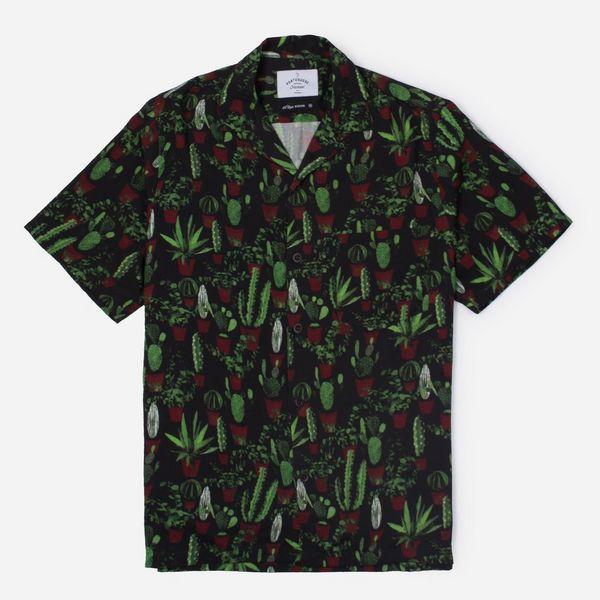 Portuguese Flannel Cactus Short Sleeve Shirt