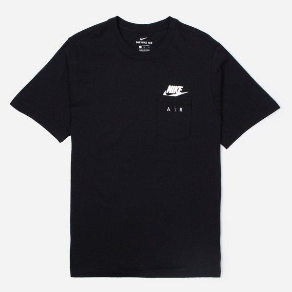 Nike Sportswear Air Pocket Short Sleeve T-Shirt