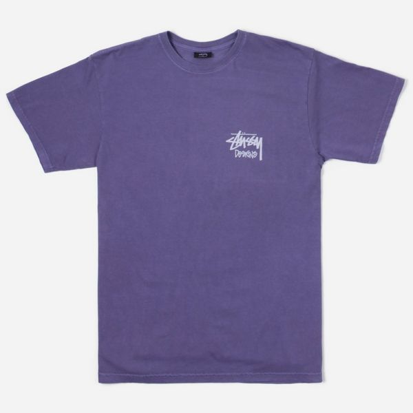 Stussy Venus Pigment Dyed Short Sleeve T-Shirt