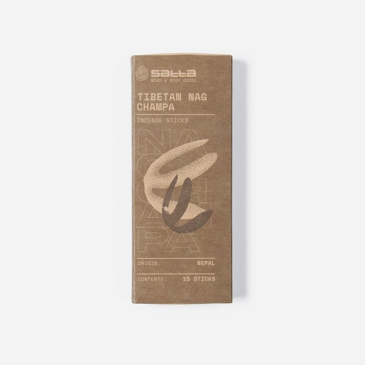 Satta Tibetan Nag Champa Incense Sticks