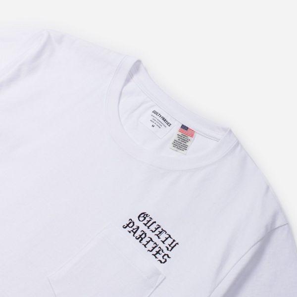 Wacko Maria Oversize Pocket Short Sleeve T-Shirt