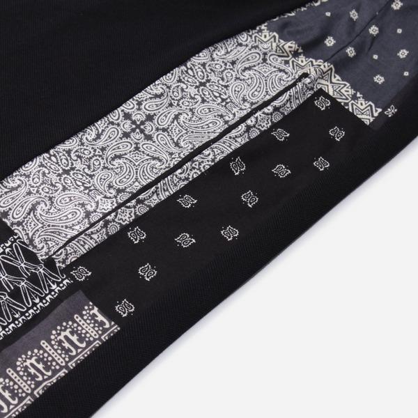 Sophnet Bandana Side Panel Short Sleeve Polo Shirt