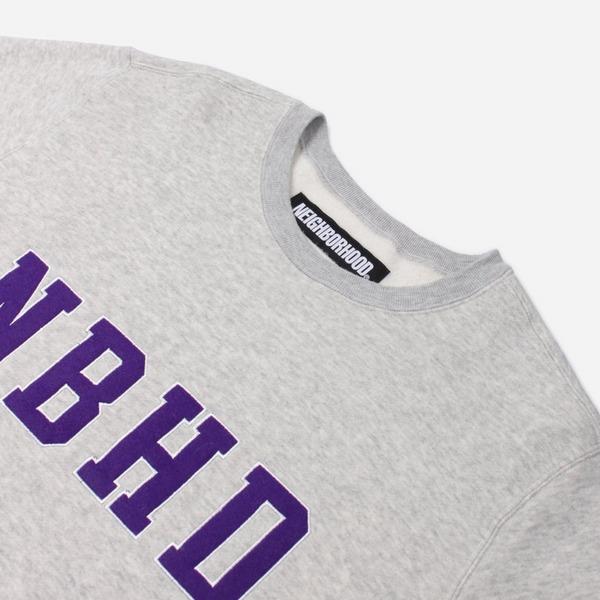 Neighborhood Logic Crew Sweatshirt