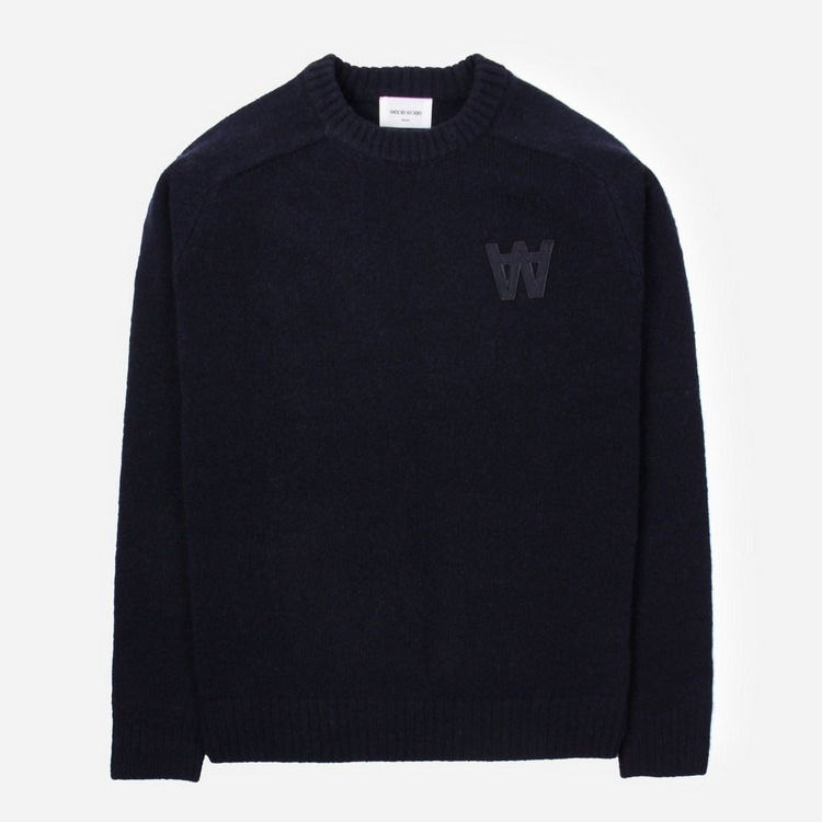 Wood Wood Kevin Knitted Jumper
