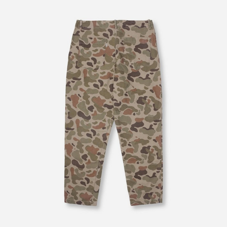 Wood Wood Halvard Camo Trousers