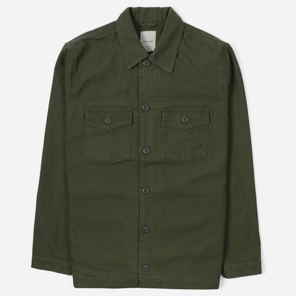 Wood Wood Fabian Long Sleeve Shirt