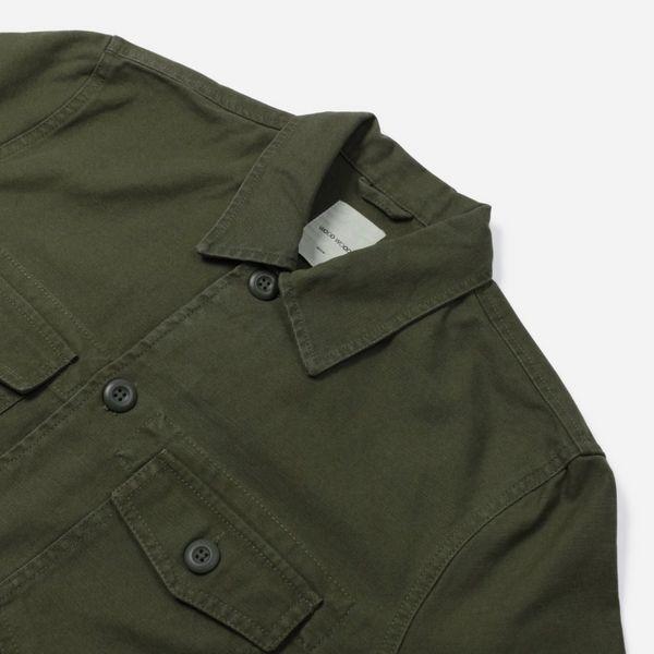 Wood Wood Fabian Long Sleeve Shirt