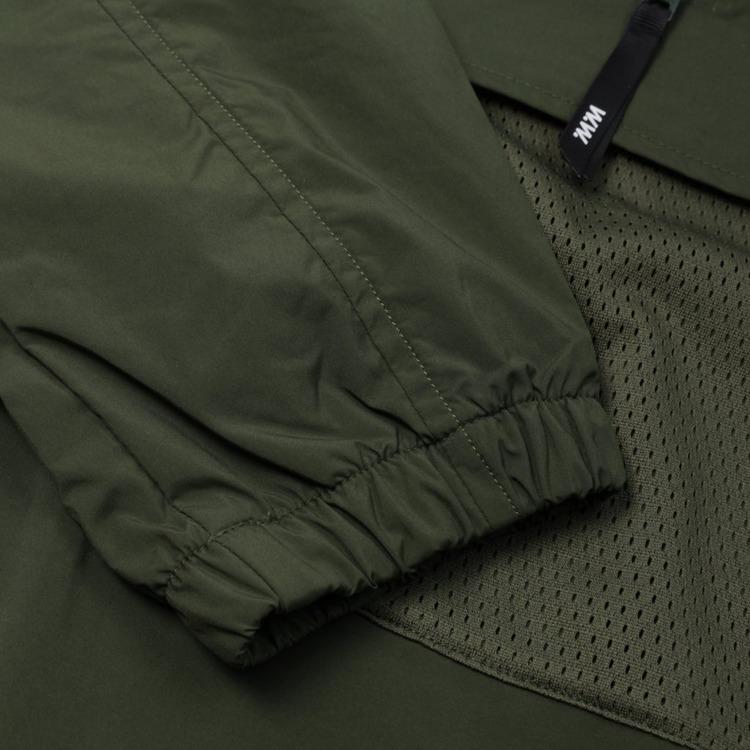 Wood Wood Lenny Half Side Zip Track Jacket