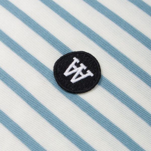 Wood Wood Mel Long Sleeve Stripe T-Shirt