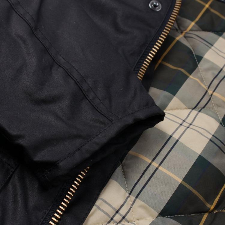 Barbour Reelin Waxed Jacket