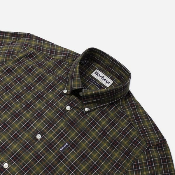 Barbour Tartan Long Sleeve Shirt