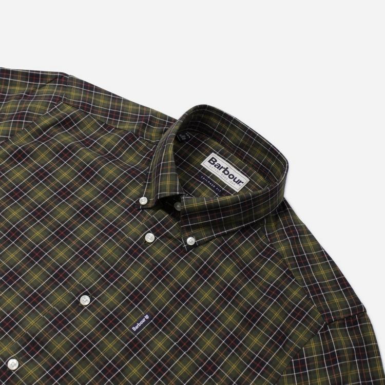 Barbour Tartan Long Sleeve Shirt