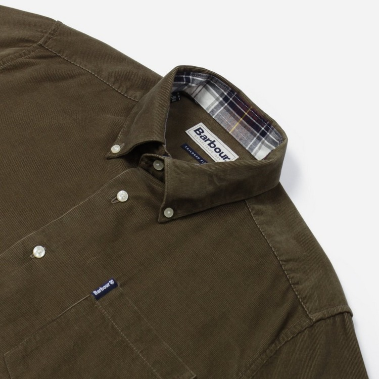 Barbour Cord Shirt