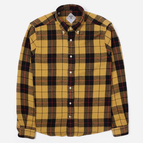 4dc43e07411ea Barbour Beacon Span Long Sleeve Tartan Shirt | The Hip Store