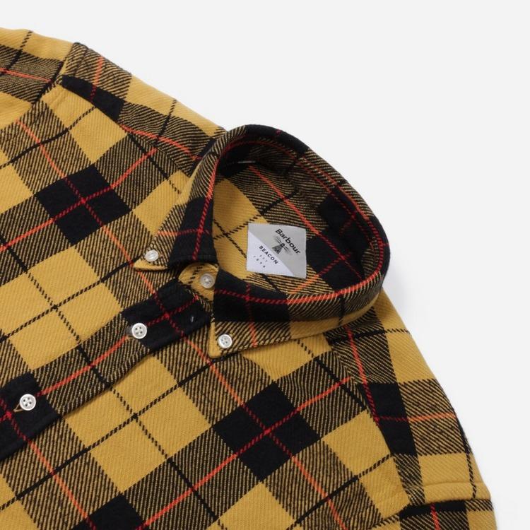 Barbour Beacon Span Long Sleeve Tartan Shirt