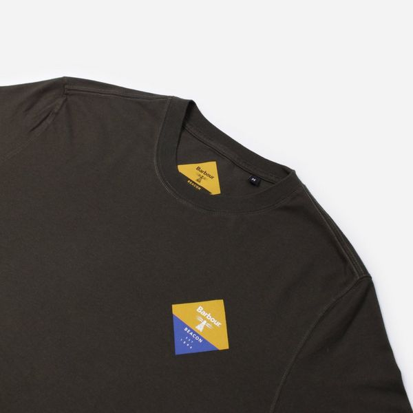 Barbour Beacon Switch Long Sleeve T-Shirt