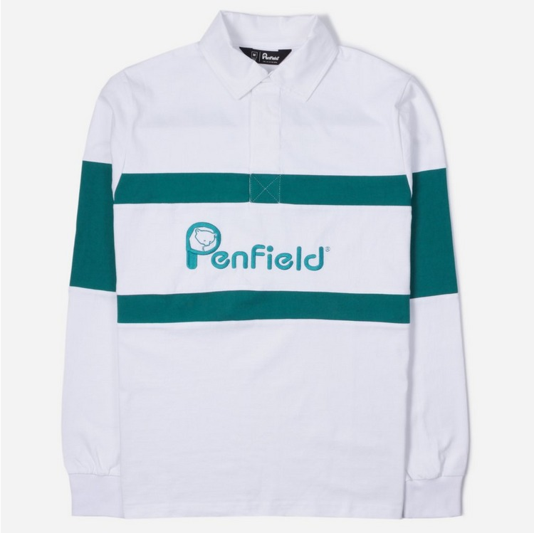 Penfield Cass Rugby Shirt