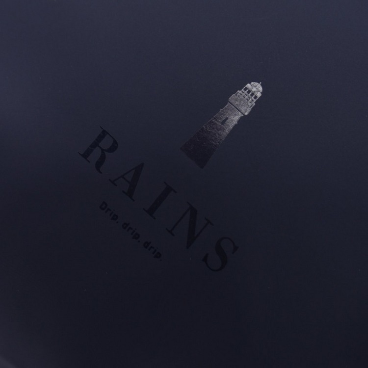 Rains Colour Block Bum Bag Mini