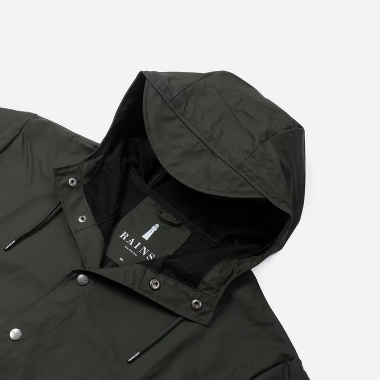 Rains 1202 Long Waterproof Jacket