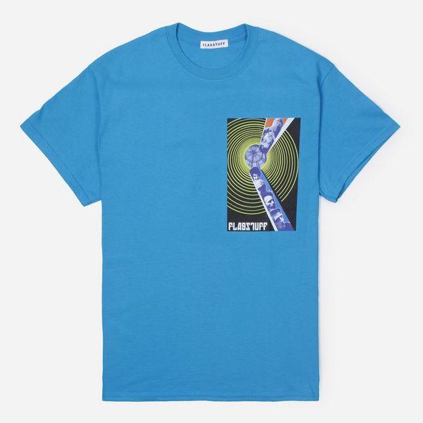 Flagstuff Ripple Short Sleeve T-Shirt