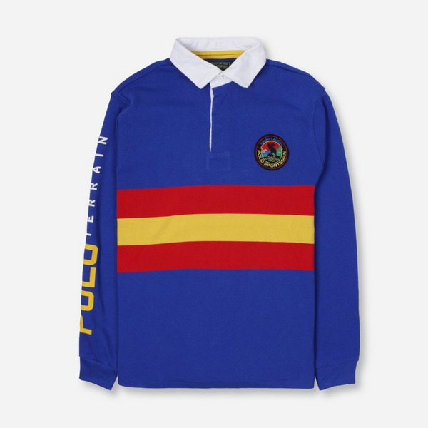 Polo Ralph Lauren Sportsman Rugby Shirt