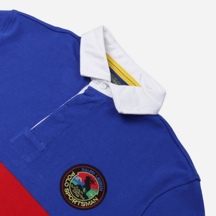 Polo Ralph Lauren Sportsman Rugby Shirt