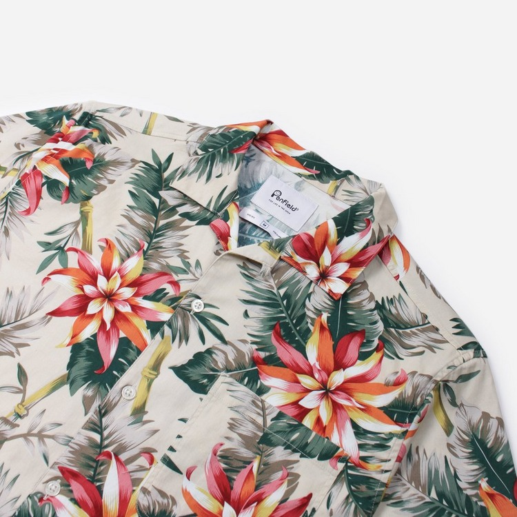 Penfield Gonzales Short Sleeve Printed Shirt
