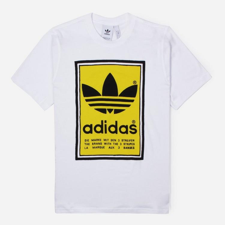 adidas Originals Filled Label T-Shirt